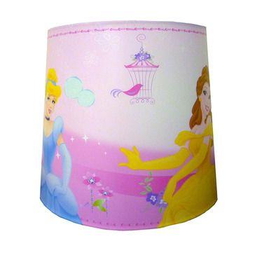 Disney Princess Light Shade   Http://www.childrens Rooms.co