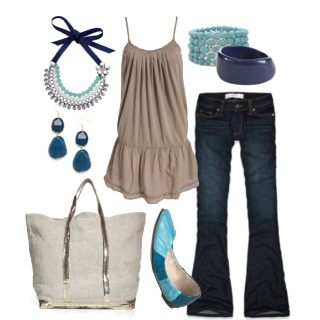 A fun summer outfit!