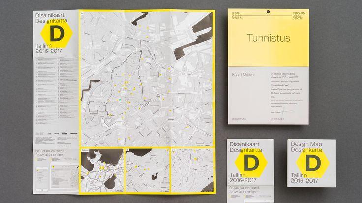 Estonian Design Centre by AKU. #branding #print