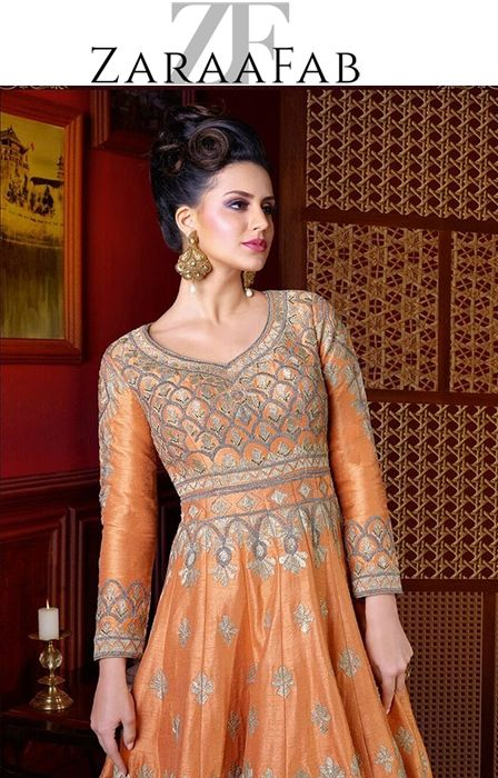 Look gorgeous and unique in every party with unique collection of latest party wear. Buy affordable and uniquely designed ladies suits from us. #shalwar #salwar #suits #salwarkameez #Embroidery #OnlineShopping #trends2017 #Pickyourstyle