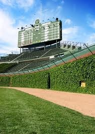 Wrigley Field, favorite place in the world
