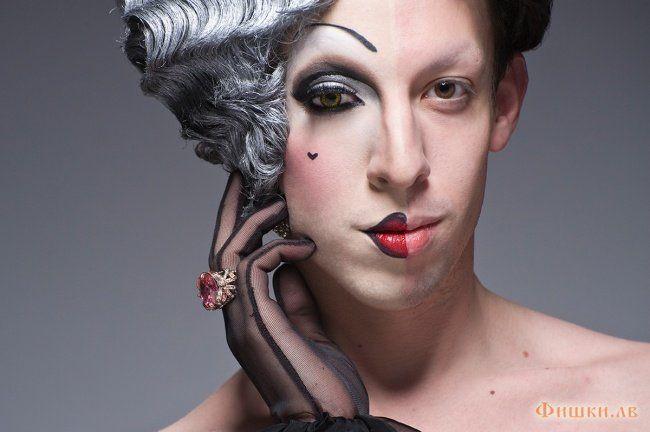 Искусство макияжа может сотворить чудо :) » Фишки.Лв