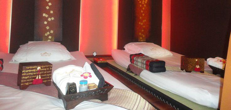 Ban Thai Spa - Massage Duo - 160 à 320 € (huiles chaude/4 mains/pierres chaudes)