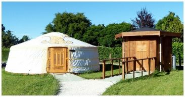 Yurt, Yurts, accommodation, Wacky Stays, Kaikoura
