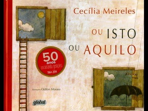"""Grandes Autores - Cecília Meireles - """"As meninas"""" (Ou isto ou aquilo)"""