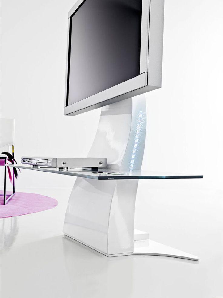 Oltre 25 fantastiche idee su mobili porta tv su pinterest - Carrelli tv ikea ...