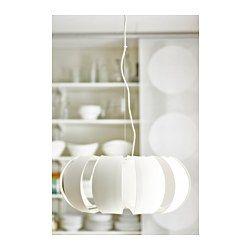 IKEA - STOCKHOLM, Hanglamp,  , , Hang de lamp dicht tegen het plafond in de woonkamer of laag boven een salontafel.Geeft goede algemene verlichting en beperkte gericht licht.