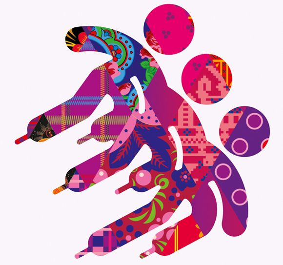 2014 Winter Olympic Games pictograms