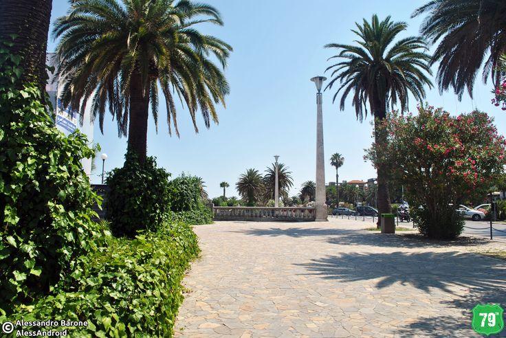 Ponte su Torrente Abula #SanBenedettoDelTronto #Marche #Italia #Italy #Viaggio #Viaggiare #Travel #AlwaysOnTheRoad