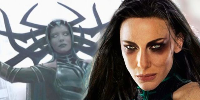 Up until yesterday, we could only guess what Cate Blanchett's Hela would like in Thor: Ragnarok [...]