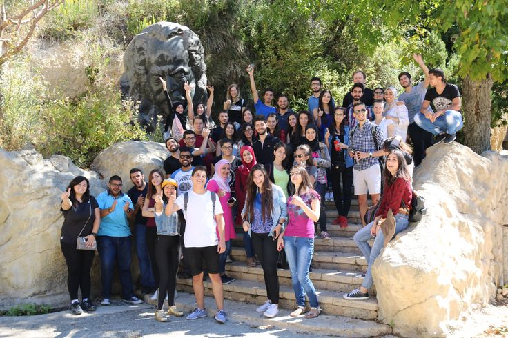 Visit to Gibran Museum & Museum of Saint Antonios Monastery – Qozhaya: 46 LAU students explored the famous Gibran Museum in which reside 440 original paintings and drawings of Gibran and his tomb. The museum also includes his furniture and belongings from his studio when he lived in New York City and his private manuscripts. #LAUOCV