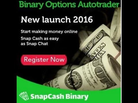 SnapCash Binary  Success- Yes for $1200 per day