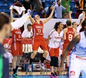 Basket féminin - EuroBasket Women 2015: première défaite de la France - vidéo