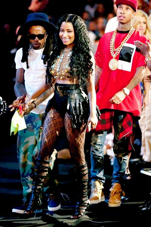Lil Wayne, Nicki Minaj & Tyga