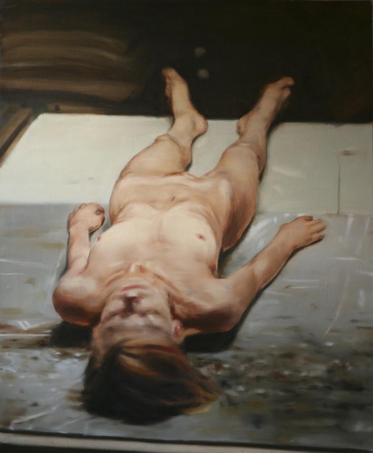 MICHAEL BORREMANS http://www.widewalls.ch/artist/michael-borremans/ #painting