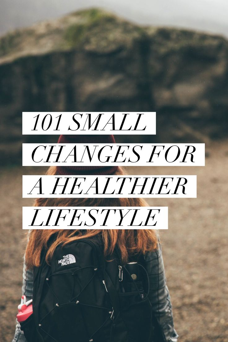 Radically changing your lifestyle is difficult and takes time. Instead of trying to do everything at once, make small steps towards a larger goal. You don't have to cut out all carbs or work …
