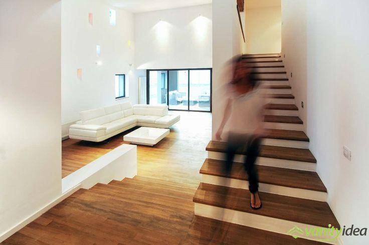 a modern elegant house