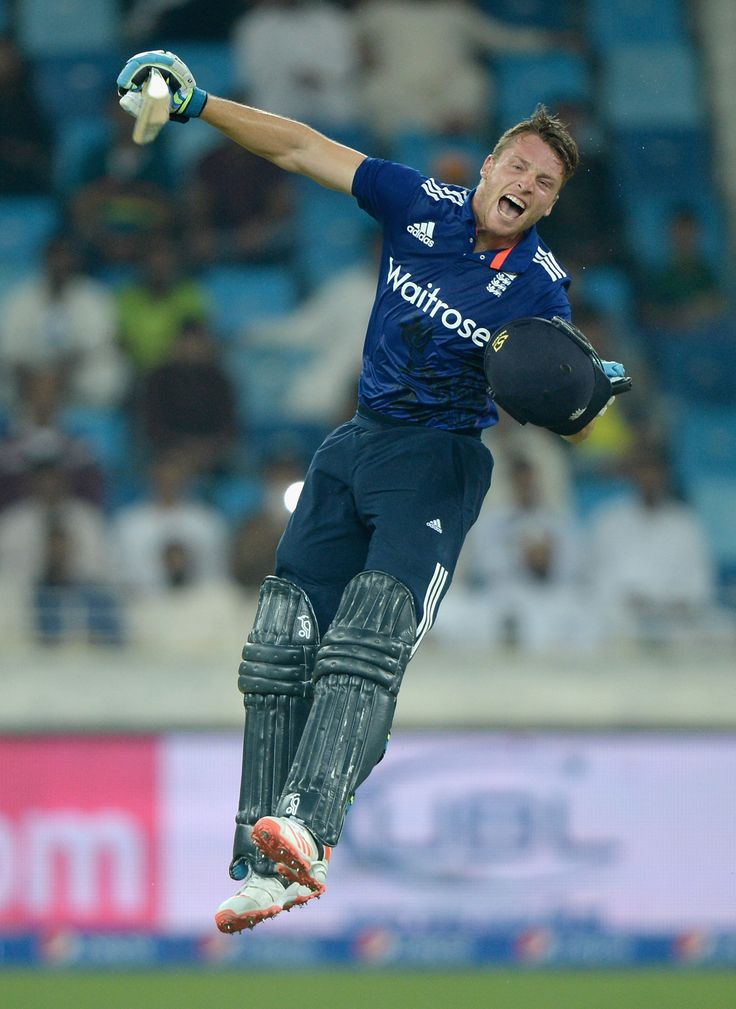 Incredible work from Jos Buttler who has broken his own record for the fastest ODI Hundred by an England batsman. Jos blasted 100 from 46 balls - the fastest England ODI century (joint seventh fastest for any country). He now has the three fastest England ODI centuries.