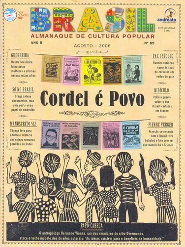 "Literatura de Cordel: um jeito simples de contar os ""causos"" do Nordeste Brasileiro."