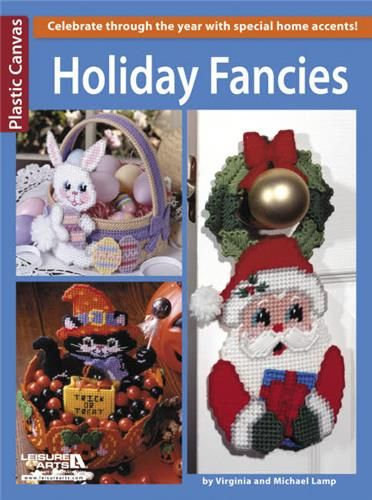 Everything Plastic Canvas - Holiday Fancies