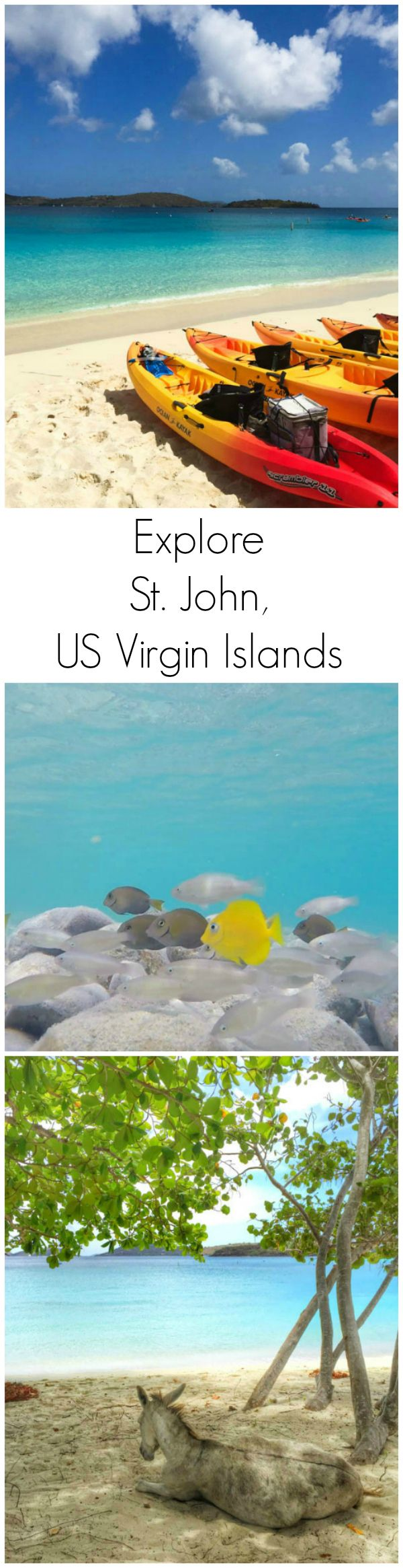 Five of the best unique experiences in St John USVI, featuring dinner with a private chef, day charter to the BVIs and more!