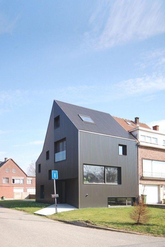 House in Wilrijk / Areal Architecten