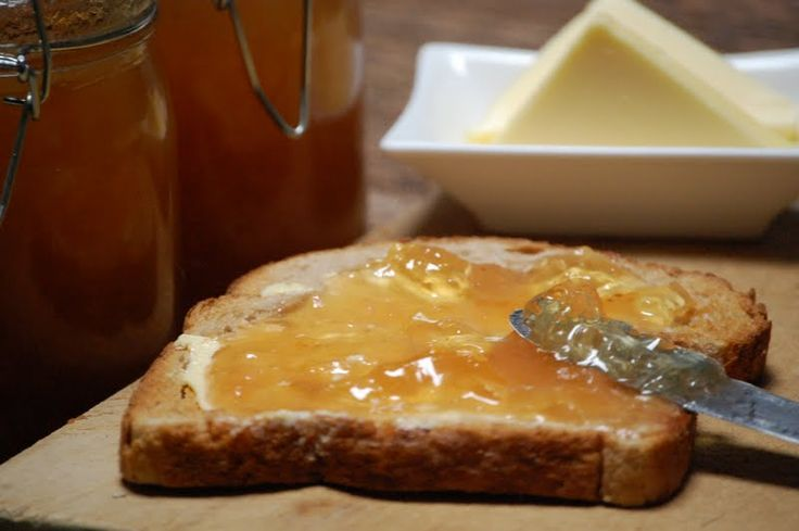 Pear and Ginger Jam