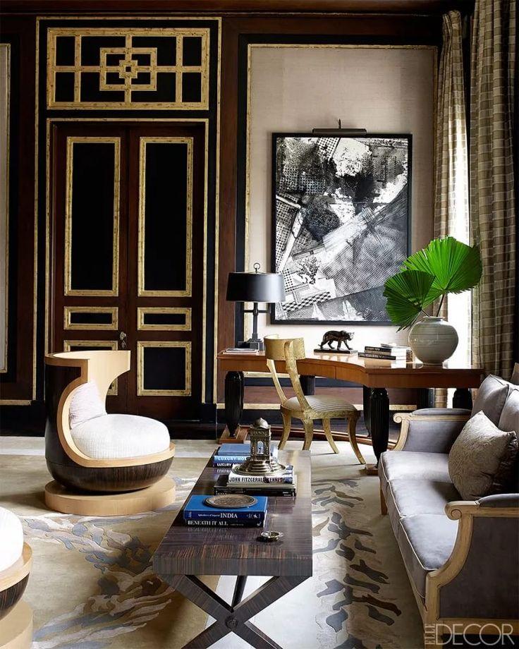 Die besten 25+ Moderner französischer dekor Ideen auf Pinterest - franzosische luxus einrichtung barock design