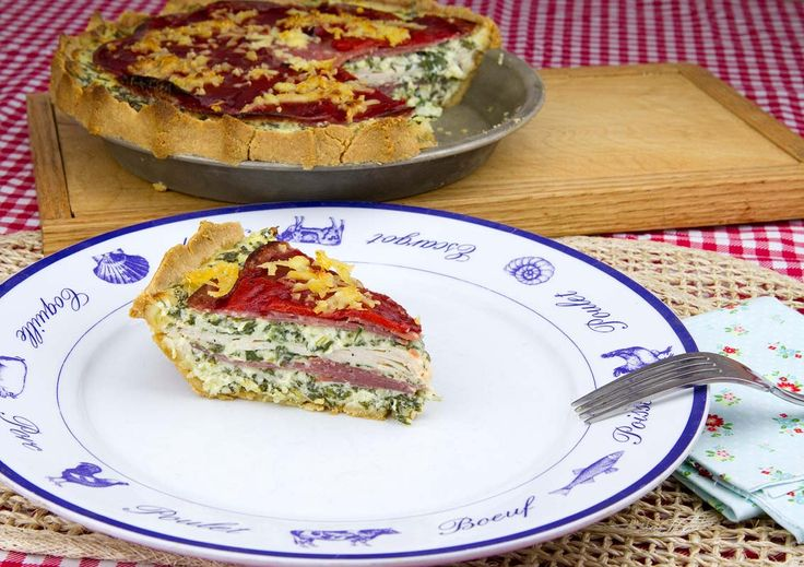 Torta di Rotello from @djfoodiedotcom / #lowcarb from book - https://www.lowcarbzen.com/carbage
