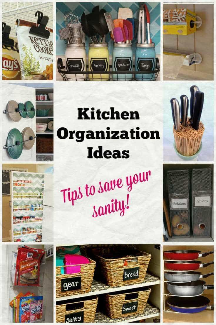 an organized kitchen is possible you guys it is time to get rid of - Fantastisch Fabelhafte Dekoration Anmutig Inselkuche Entwurf Ideen