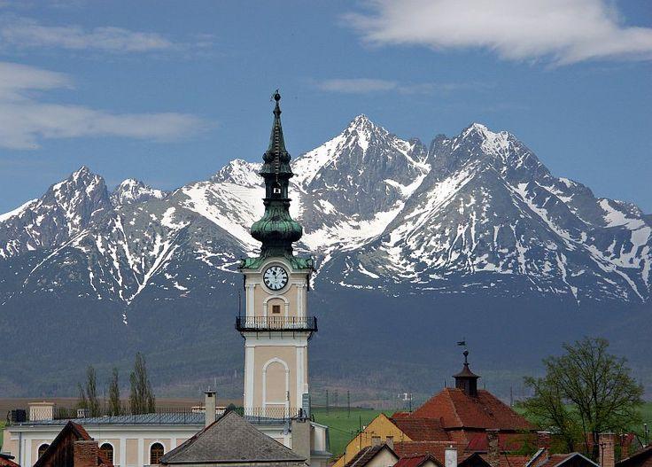 Kezmarok, Spis, Slovakia  source