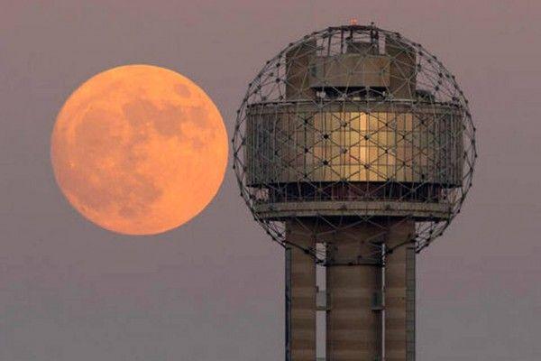 Reunion Tower, Dallas, USA