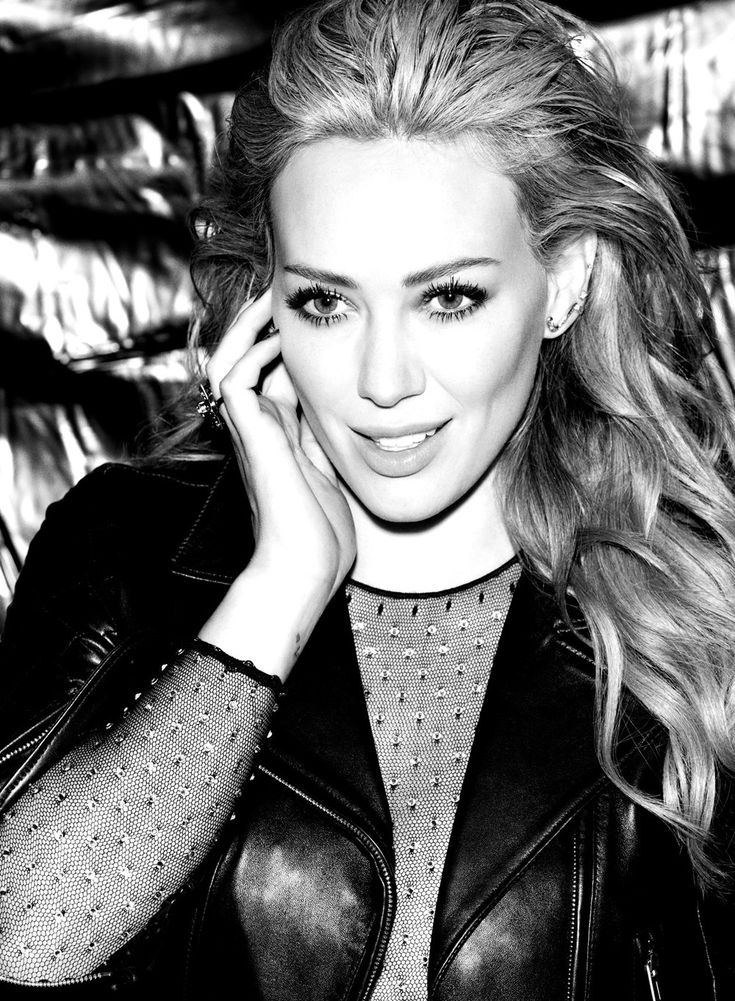 Hilary Duff - Breathe In Breathe Out Album Photoshoot