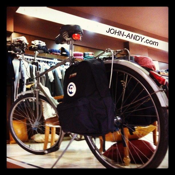 #napapijri #bicycles #bicycleaccessories #bags  #john_andy_com @maria_skordou @konstantinos_apostolopoulos #2109703888
