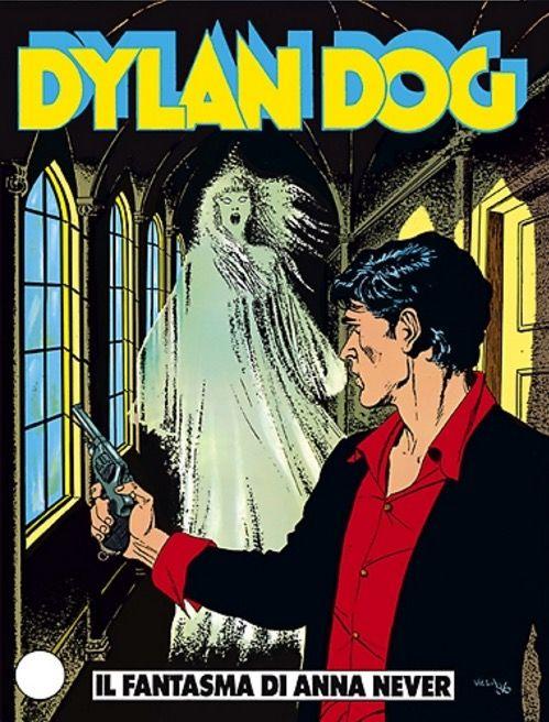 Le citazioni e i rimandi di Dylan Dog n. 4 – Il fantasma di Anna Never | Fumettologica