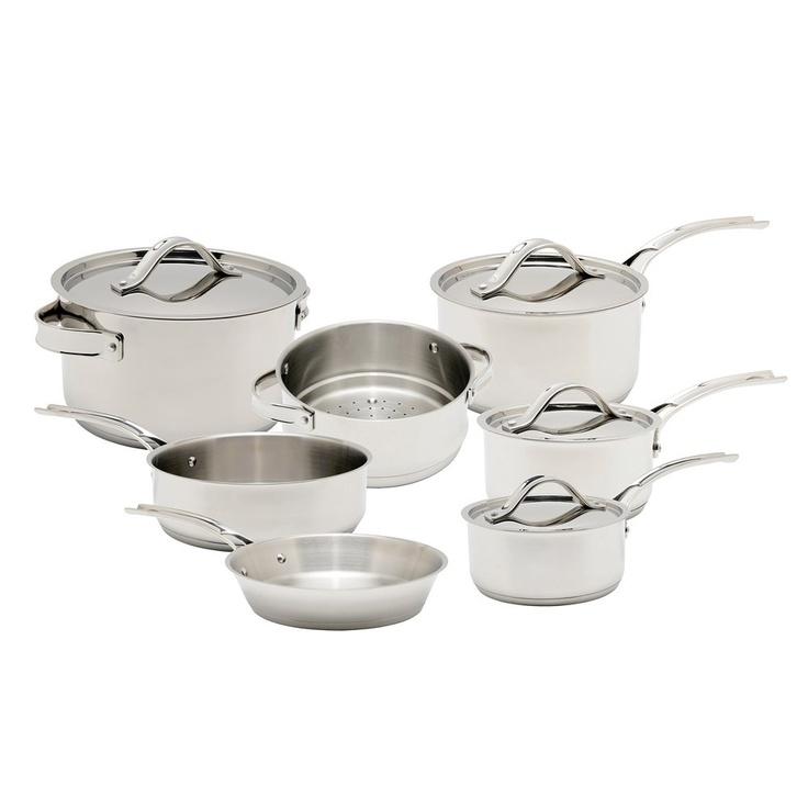 gordon ramsay stainless steel 11 cookware set cookware bakeware