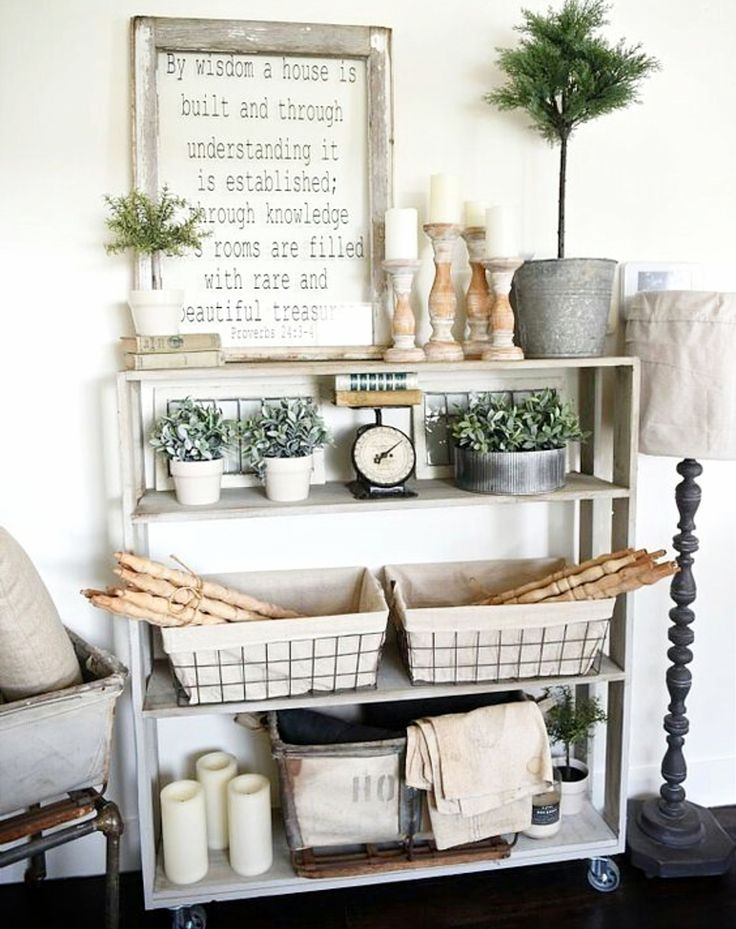 Farmhouse living room decor ideas - #farmhouse #farmhousestyle #farmhousedecor #LivingRoom #livingroomideas #FarmhouseLivingroom