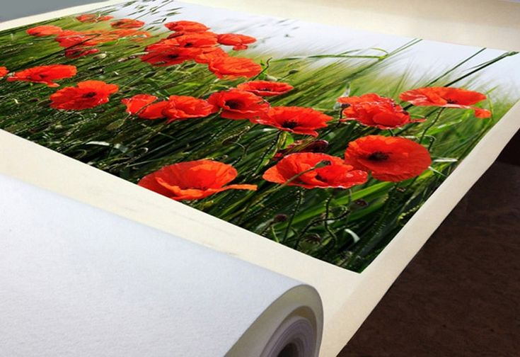 Messeboden mit Eigendruck - EXPOPRINT bedruckbarer weißer Flachnadelfilzboden