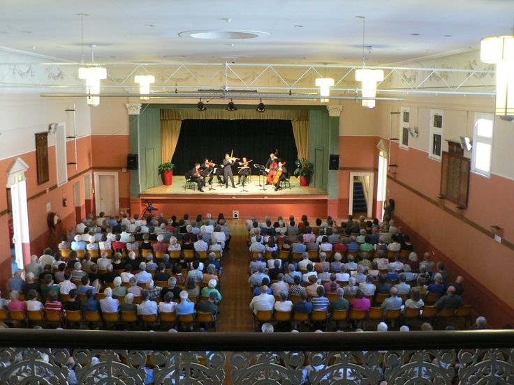 The newly refurbished Castlemaine Town Hall right in the heart of the Castlemaine Township has a striking main function room and impressive stage, still maintaining its original internal beauty with elegant ceilings and fine details. http://bit.ly/CastTH Halls for Hire