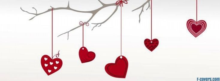 love heart 32 Facebook cover