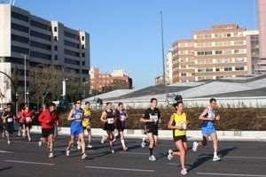 Resultados y anécdotas de la Media Maratón de Madrid #correr #deporte #running #fitness #sport #vidasana Visita http://www.correr.es/resultados-media-maraton-madrid/