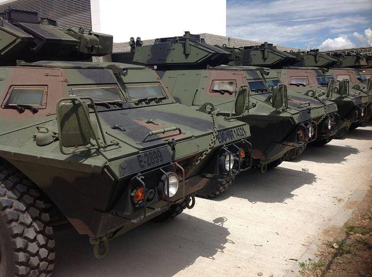 APCs del Ejercito Nacional de Colombia - Página 260 - América Militar