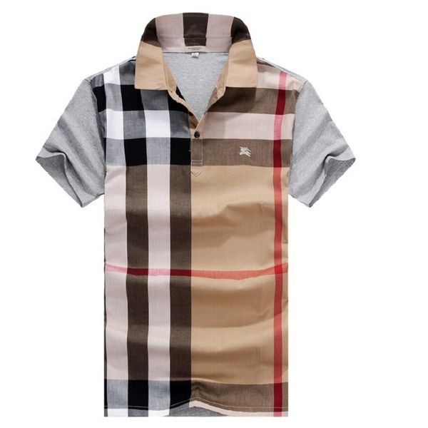 Burberry Mens Polo Shirts just cost $94.40