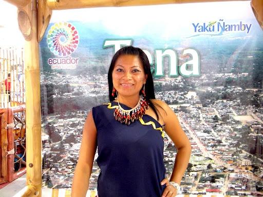 mujer ecuatoriana: Photo