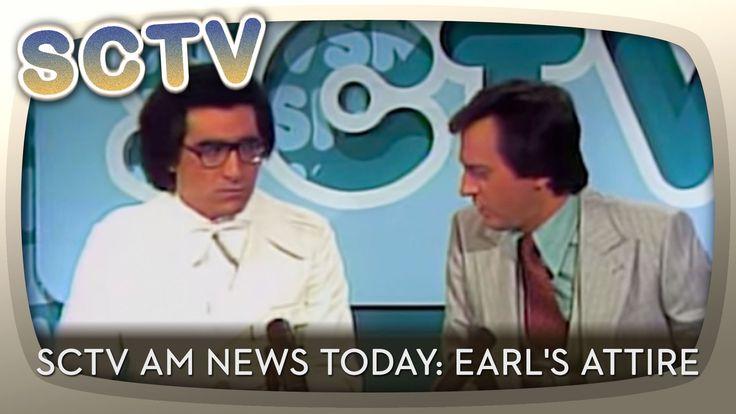 SCTV AM News Today: Earl's attire