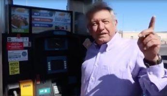 AMLO critica que la gasolina sea más barata en EUN que en México