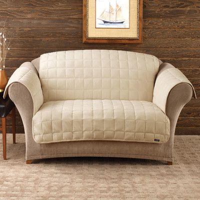 Reclining Sofa Deluxe Pet Comfort Sofa Slipcover