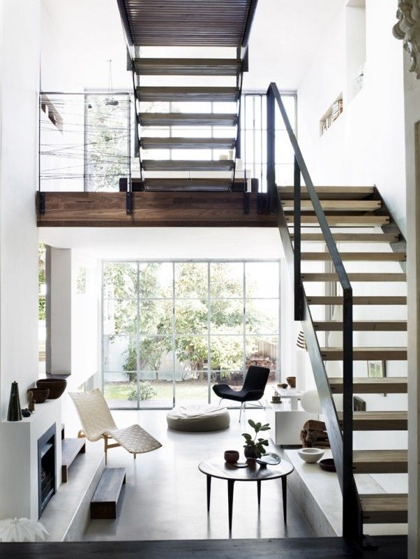 Simple, Clean and Modern Home Photographed by Prue Ruscoe