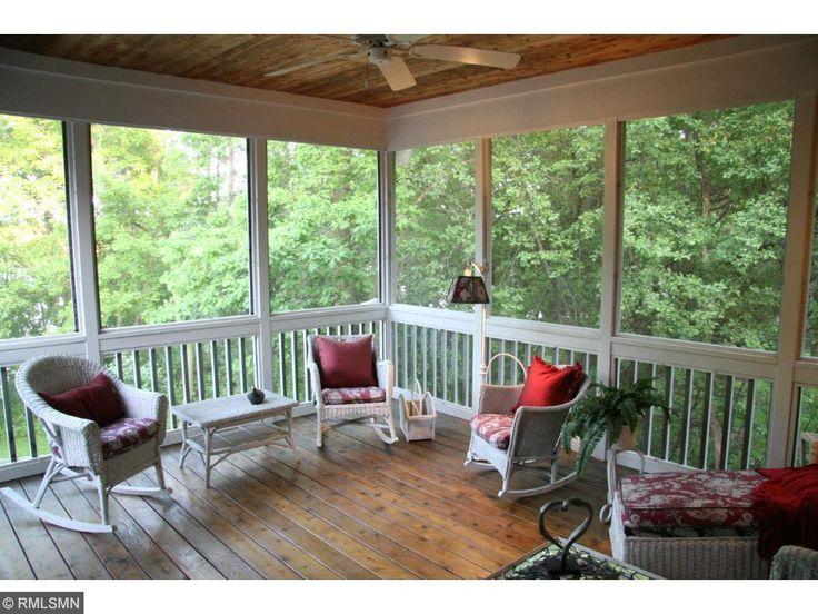 179 best images about four season porch ideas on pinterest for 4 season porch plans