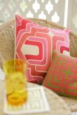 trina turk: Design Magazines, Turk Pillows, California Home, Spring Collection, Colors Schemes, Palms Spring, Site Trinaturk Sit, Home Design, Throw Pillows